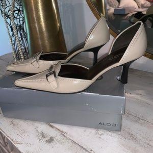 Aldo low heel shoe